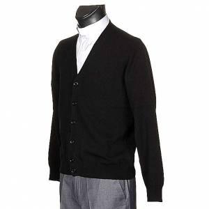 Cardigan jackets: 100% cachemire jacket