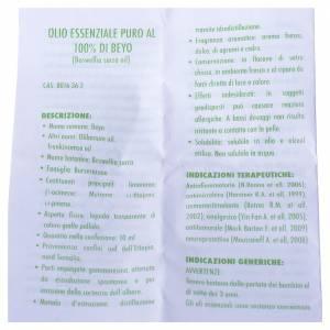 Inciensos, bálsamos y resinas: Aceite esencial puro al 100% de Beyo
