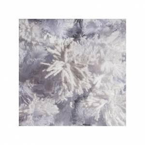 STOCK Albero di Natale bianco innevato 270 cm luci led 700 s3