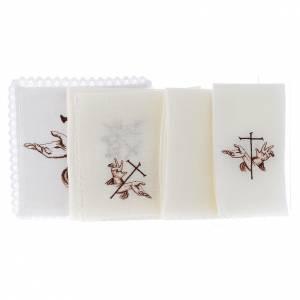 Altar linen Stigmata hands of Jesus & Cross s2