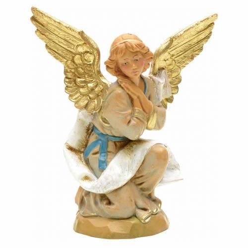 Ange à genoux crèche 12 cm Fontanini s1