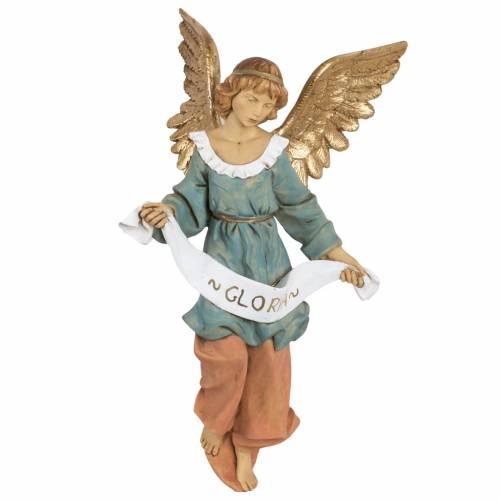 Ange de la Gloire crèche noel 52 cm Fontanini s1