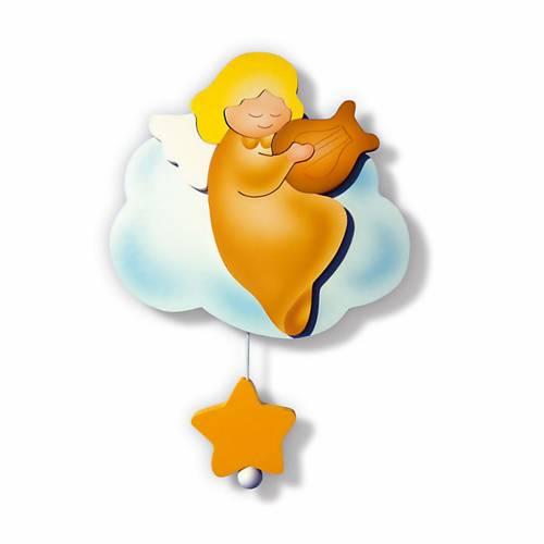 Angel singer mini-carillon 1