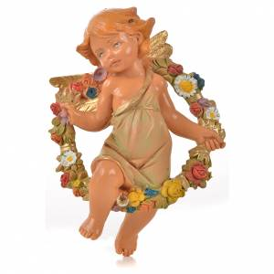 Angeli: Angeli delle Stagioni 4 pz Fontanini 12 cm