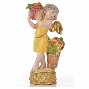 Angeli: Angeli delle Stagioni 4 pz Fontanini cm 12 t/por.