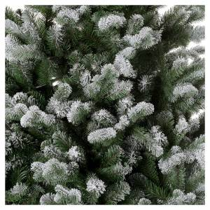 Artificial Christmas trees: Artificial Christmas tree 180 cm, flocked Sheffield with glitter