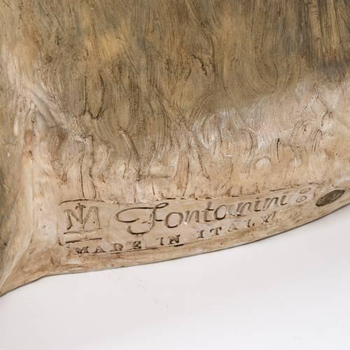 Asinello 180 cm resina Fontanini s6