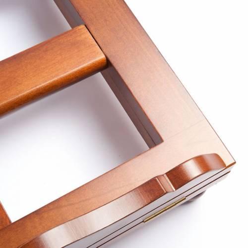 Atril de madera moderno top s6