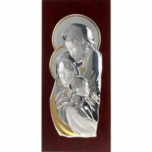 Bajorrelieve plata Sagrada Familia - rectangular s1