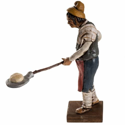 Baker, 18cm terracotta s3