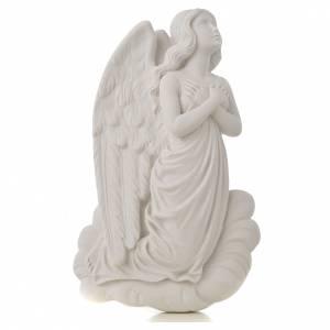 Bas relief ange sur un nuage 24 cm s1