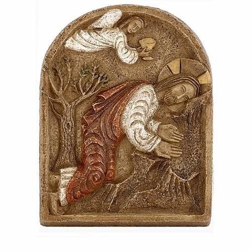 Bas-relief Jésus dans le Gethsémani s1