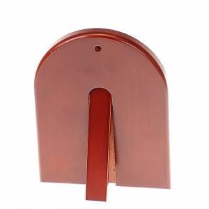 Bassorilievo bilaminato Angelo Custode ovale base dritta s2