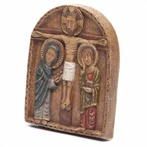 Bassorilievi pietra: Bassorilievo Crocifissione