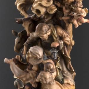 Belén madera pintada Val Gardena Bachtaler s3