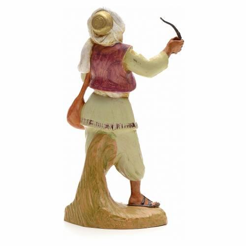 Berger avec le turban crèche Fontanini 19 cm s2