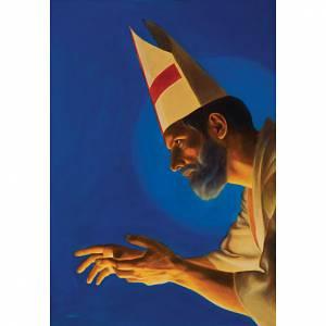 Bilder, Miniaturen, Drucke: Bild Nikolaus von Myra