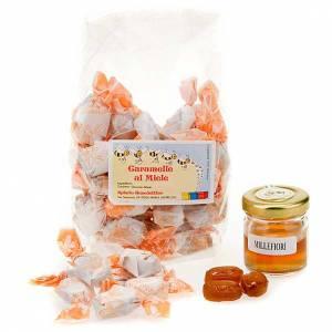 Süßigkeiten: Bonbon Honig einzeln abgepackt Finalpia