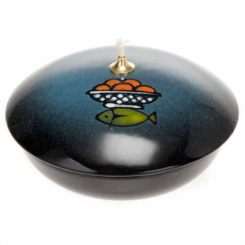 Bowl ceramic lamp s3