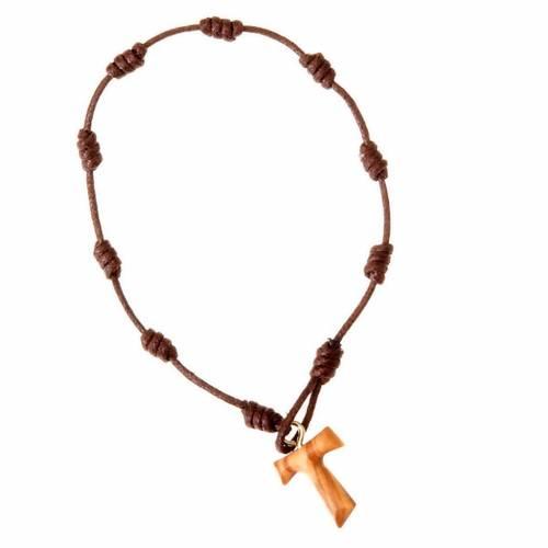 Bracelet knots and tau s1