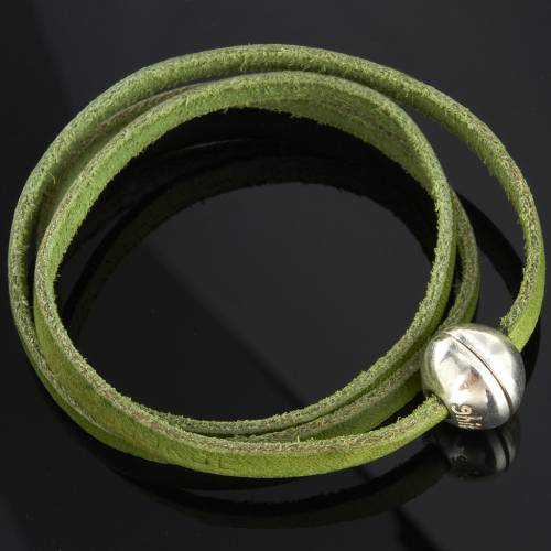 Bracelet Medjugorje sphère long. 52 cm s6