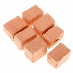 Brick en terre cuite pour crèche 7 pièces s1