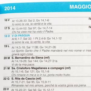 Calendario liturgico 2014 ed. Vaticana s2