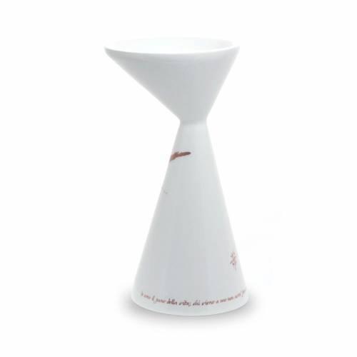 Calice ceramica Sbieco Bianco s2