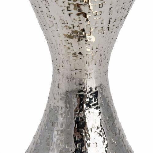 Calice mod. Ventus metallo argentato e dorato s6