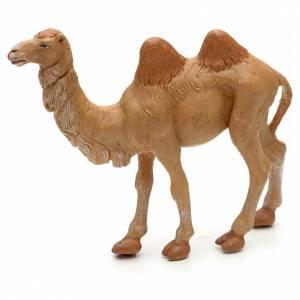 Animali presepe: Cammello in piedi 12 cm Fontanini