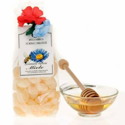 Caramelle miele confezione regalo 250 gr Camaldoli s1