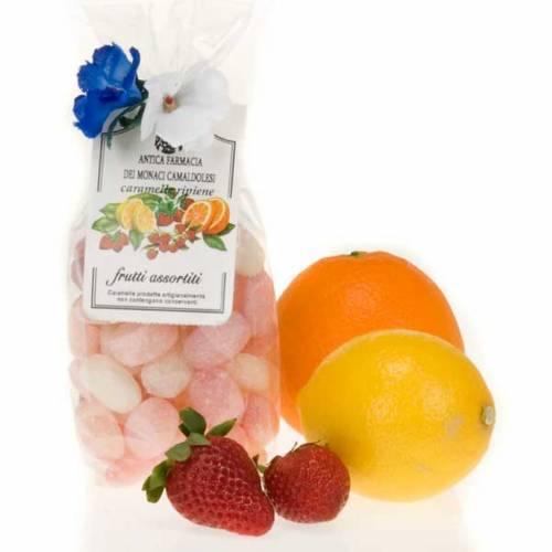 Caramelo de frutas surtidas, confección regalo 250gr s1