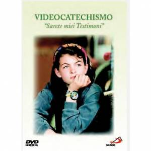 Religious DVDs: Cathechetical video: You will be my witnesses