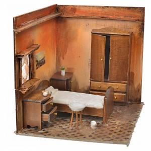 Chambre à coucher pour crèche 24x21x21 cm s2