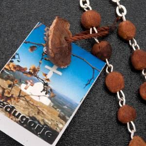 Chapelet Medjugorje grains naturelles s3