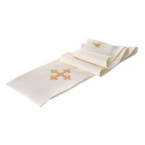 Chasuble 80% polyester 20% laine Jean-Paul II s5