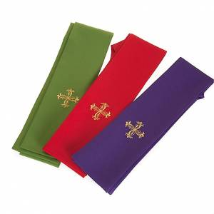 Chasuble and stole, sun and cross s6