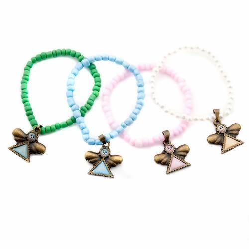 Children bracelet with angel s1