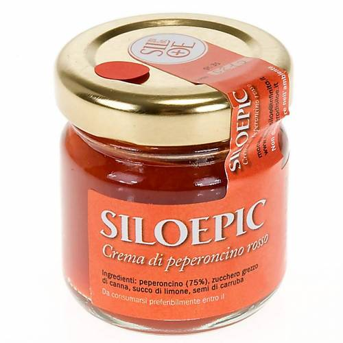 Chili pepper cream 35gr, Monastery of Siloe s1