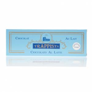 Chocolat des Trappistes: Chocolat au lait, 150 gr Trappisti Frattocchie