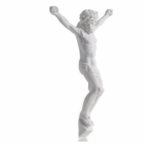 Christ's body, reconstituted marble statue s2