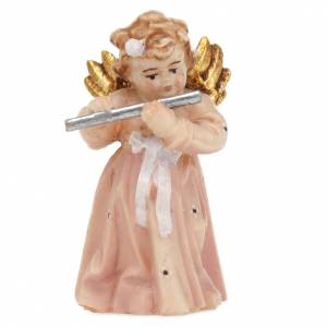Christmas tree ornaments in wood and pvc: Christmas angel