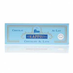 Cioccolato Trappisti: Cioccolato latte 150 g Trappisti Frattocchie