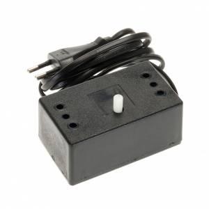 Controladores para el Belén: Circuito de control efecto relámpago 300W 2 canales
