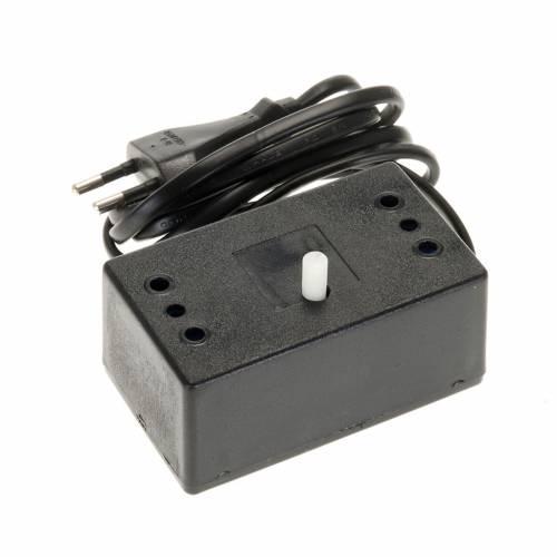 Circuito de control efecto relámpago 300W 2 canales s1