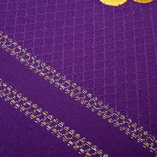 Clergy stole golden embroidery s3
