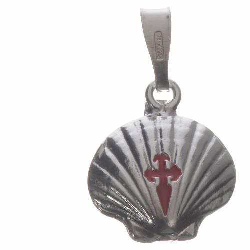 Collier argent 800 médaille Miraculeuse 3mm facettes s4
