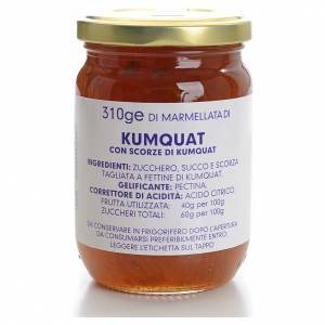 Confitures et marmelades: Confiture de kumquat 310 g Carmélites