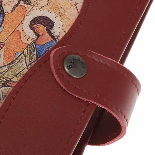 Copertina Bibbia Studio Gerusalemme rossa Trinità s3