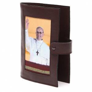 Cop. Lit. 4 vol. pelle testa di moro Papa Francesco s2